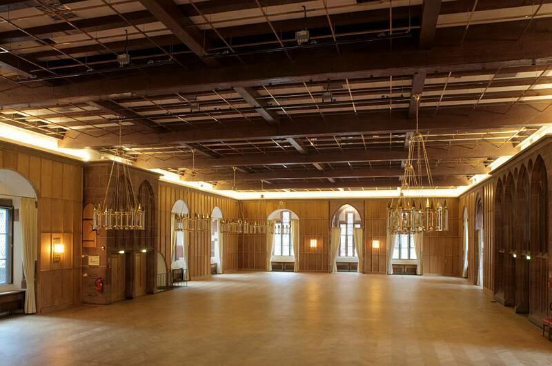 studio baukultur schloss heidelberg k nigssaal. Black Bedroom Furniture Sets. Home Design Ideas